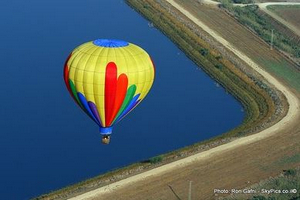 air baloon flight
