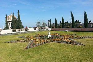 jardines bahai