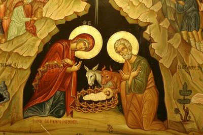L'église de la Nativité