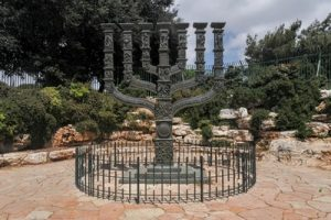 menorah_Jerusalem